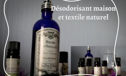 Des draps parfumés : un désodorisant textile bienfaisant !