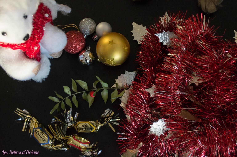 Décorations fait maison Noël