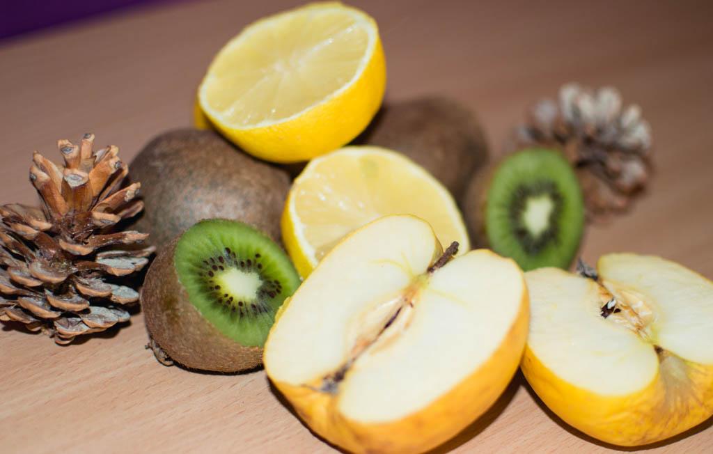 smoothie vitaminé kiwi citron