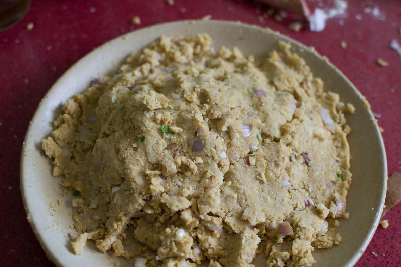 cuisiner préparer des falafels
