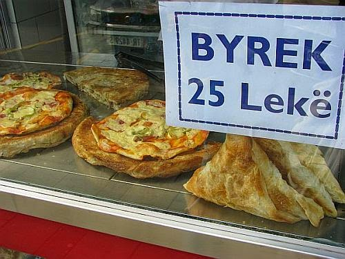 byrek albanian food