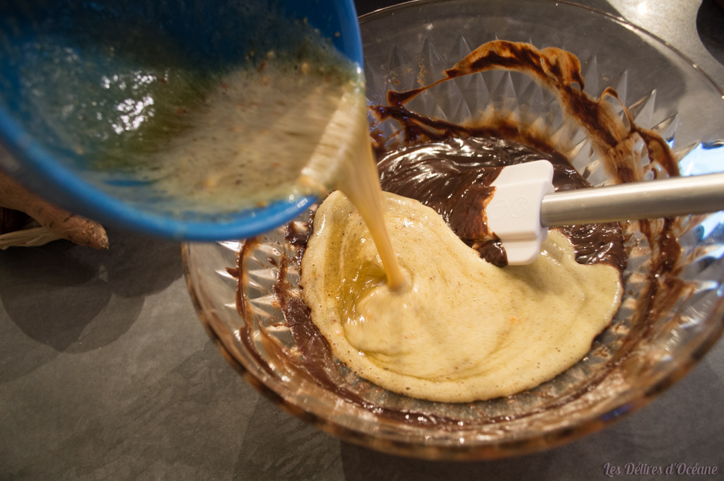 étapes de la recette pour faire des crinkles pralnes maison