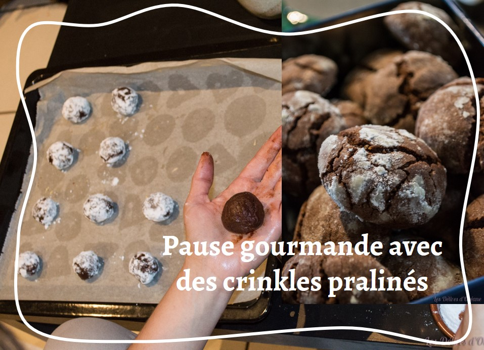petits gateaux pralines tout chocolat