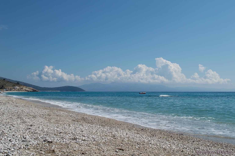 lukove beach plage albania riviera albanaise carnet de voyage en albanie
