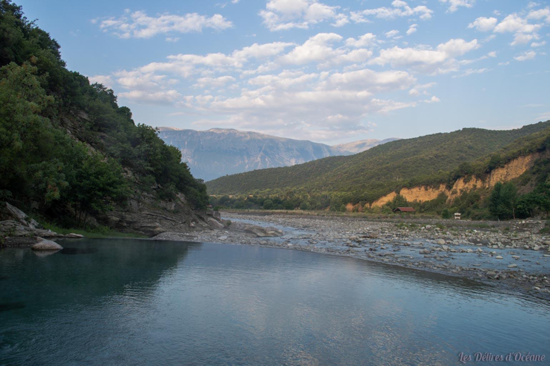 Permet bains thermaux Albania carnet de voyage en albanie