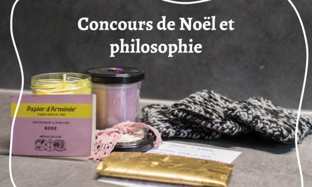 Etre Véritable petite pause philosophique + concours de Noël !